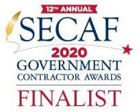 SECAF Finalist Logo