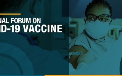 Rainmakers Won Award to Host and Deliver the CDC National Forum on COVID-19 Vaccine