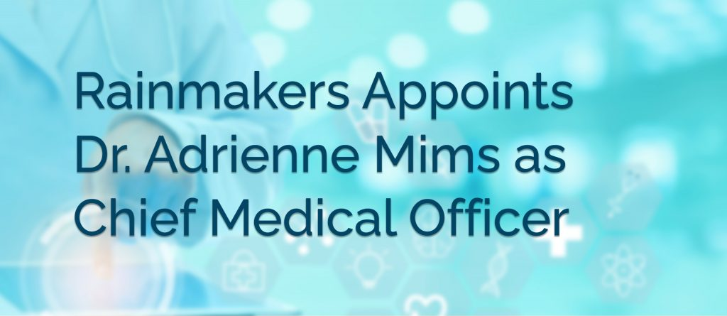 Dr. Adrienne Mims | Rainmakers Strategic Solutions